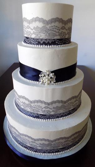 Buttercream Wedding Cakes York PA
