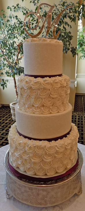 Buttercream Wedding Cakes York PA Buttercream Wedding Cakes - Wedding Cakes In Wakefield