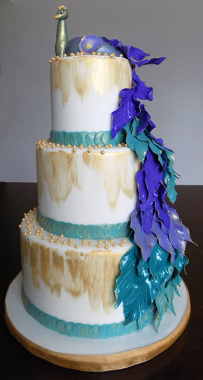 Fondant Wedding Cakes York Pa Exquisite Wedding Cakes