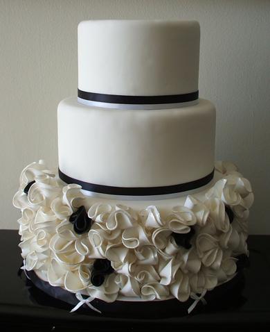 Fondant Wedding Cakes York PA. Exquisite Wedding Cakes delivers ...